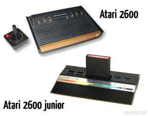 Consolas Atari