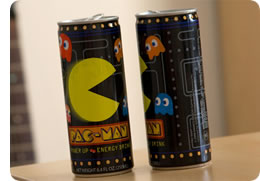 Bebida de Pac-Man