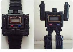 Reloj Transformer