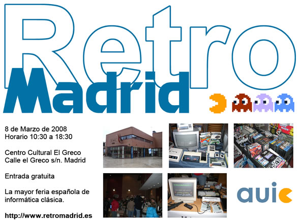 RetroMadrid 2009