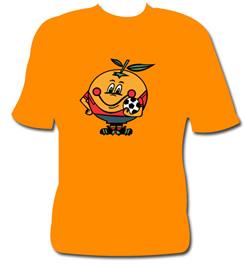 Camiseta de Naranjito