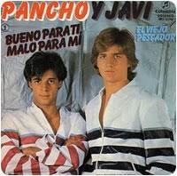 Duo Pancho y Javi de Verano azul