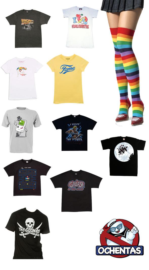 Camisetas Ochentas.net